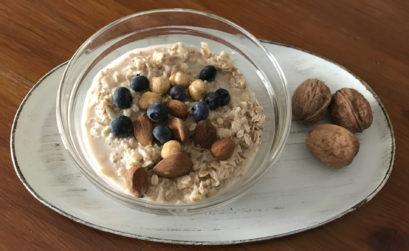 """Il porridge o """"pappa d'avena"""""""