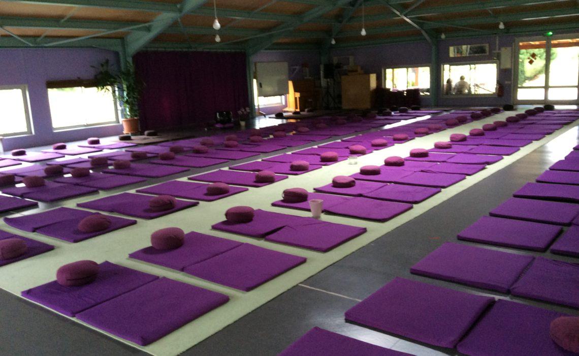 Plum Village meditazione Thich Nhat Hanh